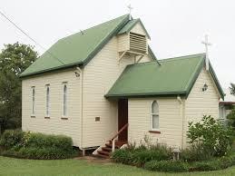 St Marks Anglican Church, Yungaburra