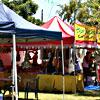 Festival stallholders