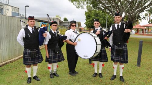 Tableland United Pipe Band