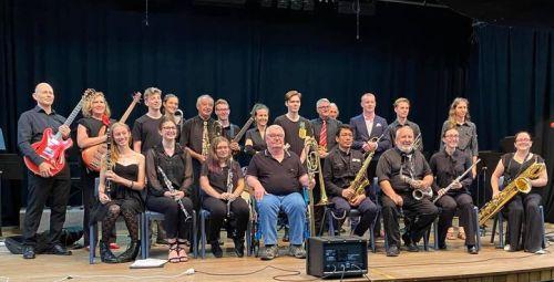 Innisfail Community Band Jazz Ensemble