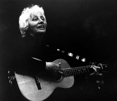 Margret RoadKnight remembers Malvina Reynolds