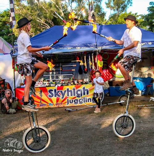 Skyhigh Juggling