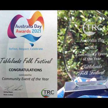 Award Winning Festival