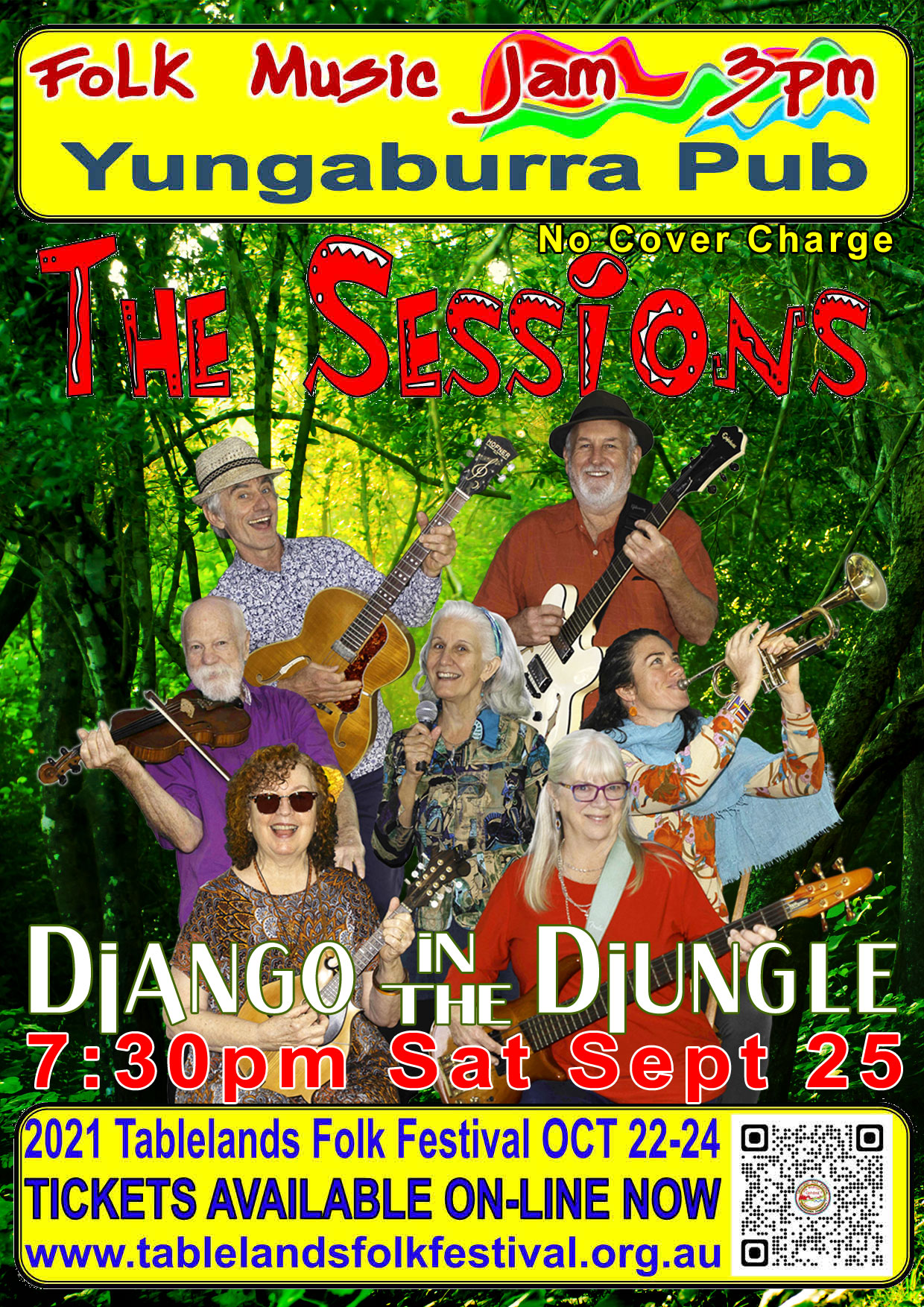 The Sessions Sept